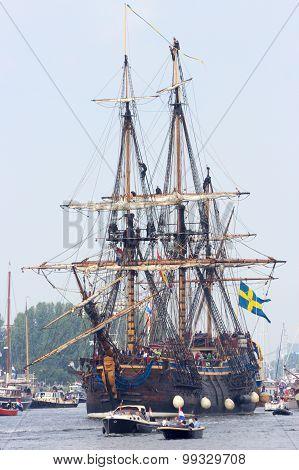 Gotheborg Ship