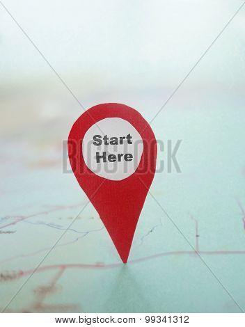 Start Here Locator