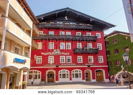 Hotel Im Weissen Roessl, Wolfgangsee