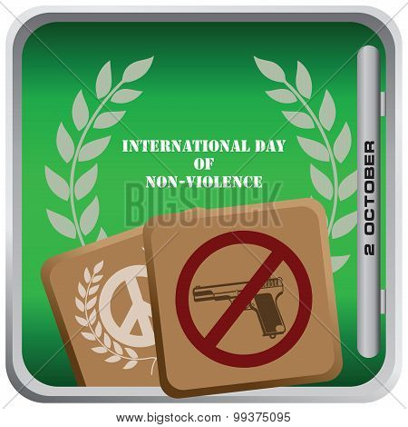 October 2 International Day Of Non-violence