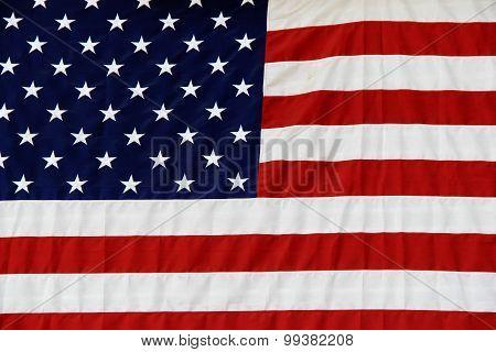 Patriotic flag