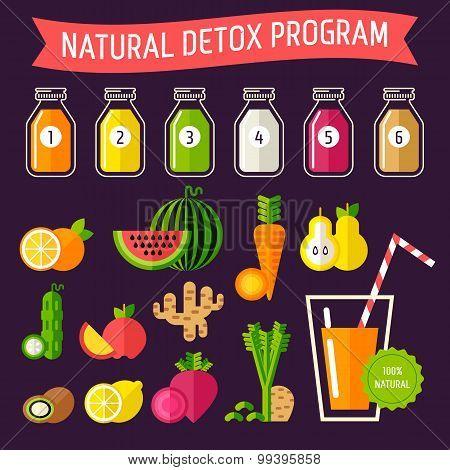 Natural Detox Programm