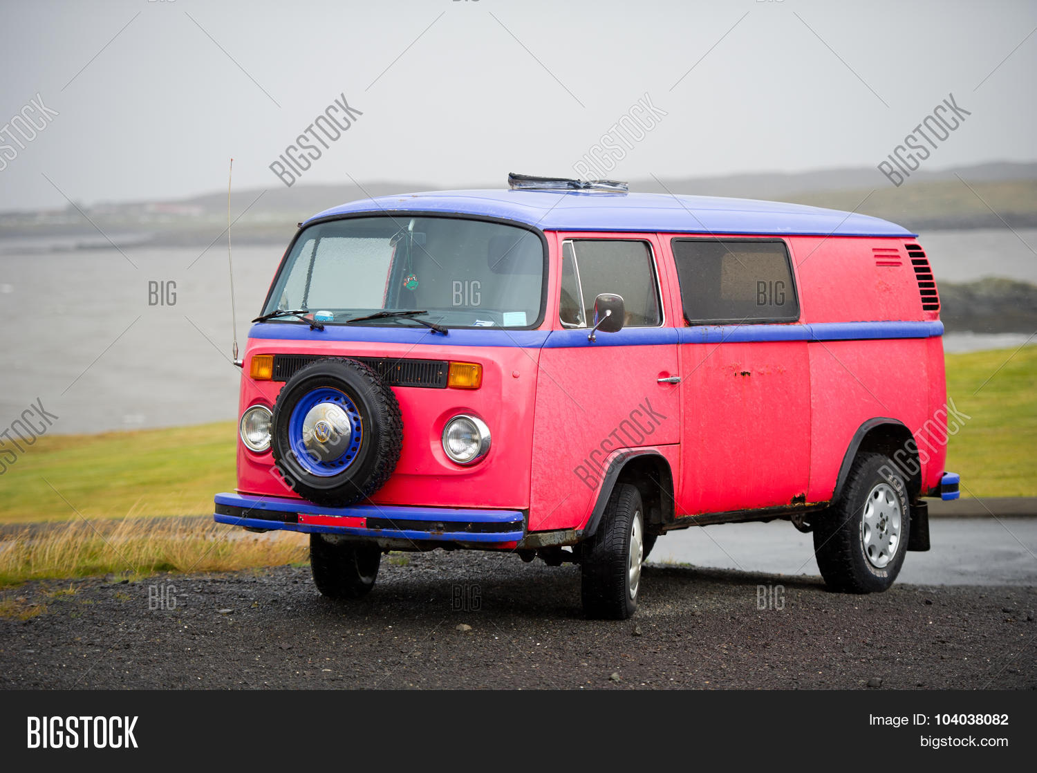 Vw Bus 2015 >> Vw Bus Volkswagen Image Photo Free Trial Bigstock