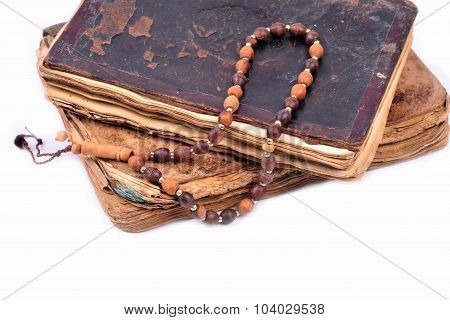 Muslim Rosary On The Holy Quran