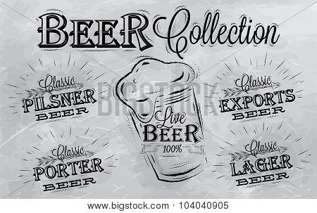 Types Of Beer Coal