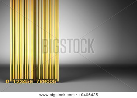 Golden Bar Code