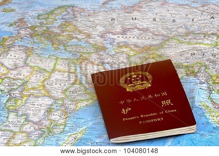 Chinese Passport