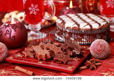 Sweet Chocolate For Christmas