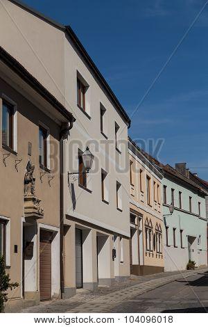 Buildings In Melk, Austria