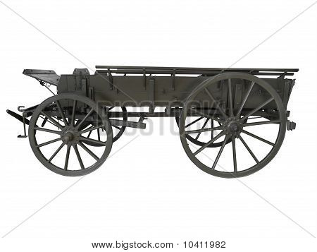 Military Service Wagon