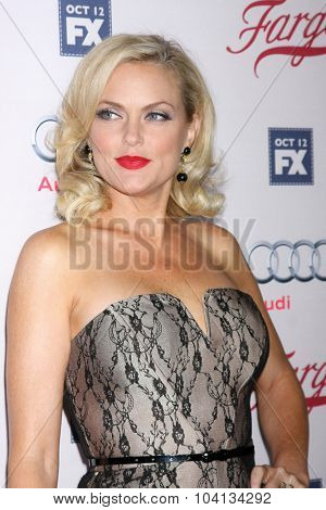LOS ANGELES - OCT 7:  Elaine Hendrix at the