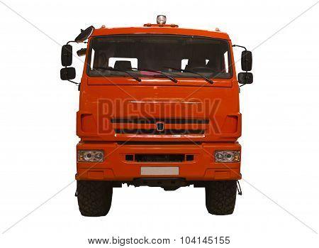 Insulation Legendary Truck Kamaz