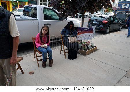 Street Musique Audience