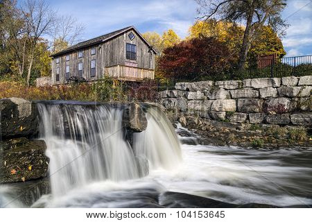 Falls by the Mill