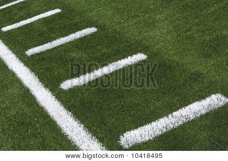 Football Sideline