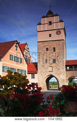 Nordlinger Tor Dinkelsbuhl