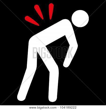 Backache Icon