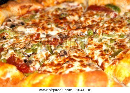 Complete Pizza