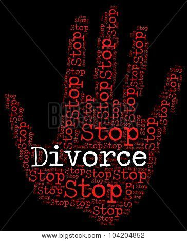 Stop Divorce Indicates Warning Sign And Annul