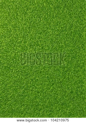 Vector background texture of fresh green grass