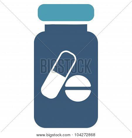 Drugs Phial Icon