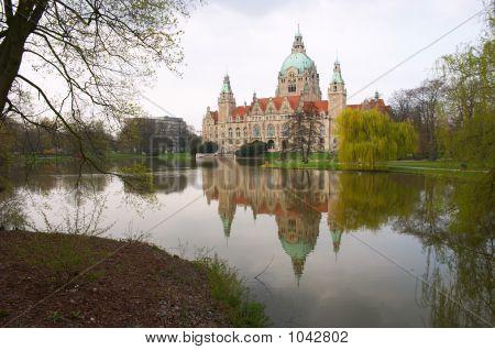 Hanover Rathaus