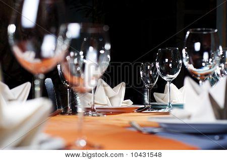 Restaurant Serving