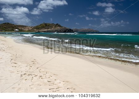 St. Barth Island, Caribbean Sea