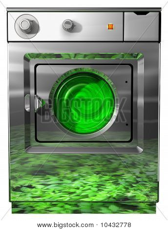 Ecological washer