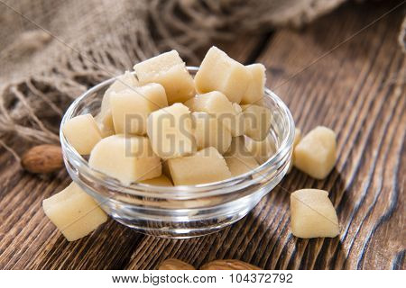 Portion Of Marzipan