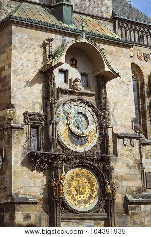 Prague Astronomical Clock (Orloj)