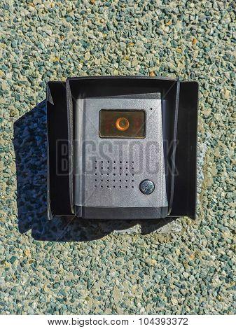 Intercom With Camera