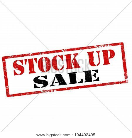 Stock Up Sale