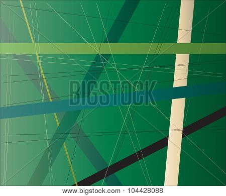 Foliage Criss Cross