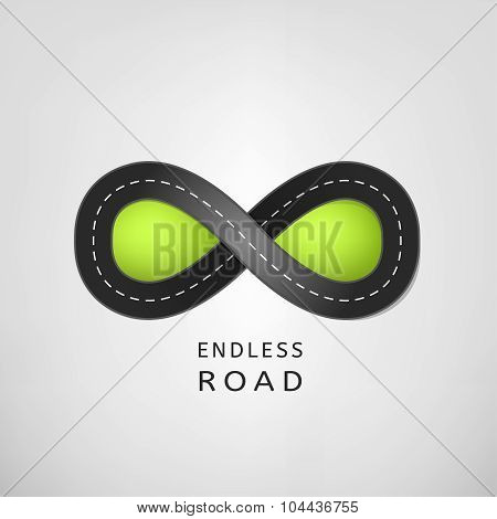 Endless road 02 A