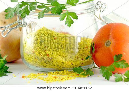 Vegetables For Fast Soup