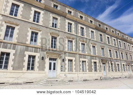 Castle Of Vincennes, Ile-de-france, France