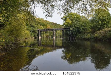 Lower Lydbrook Railway Bridge