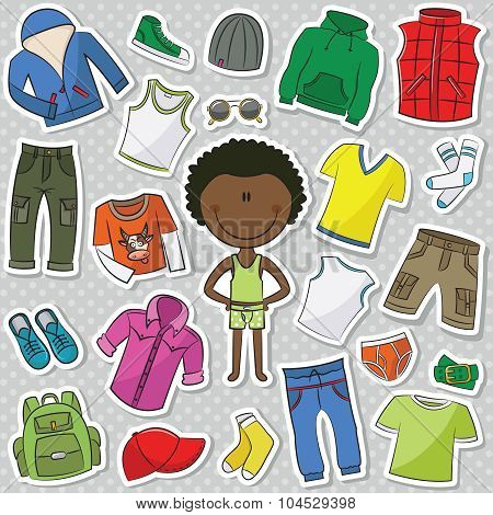 Casual Clothes For Boys