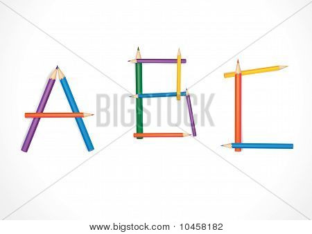 Letters From Crayons