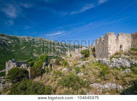 Haj-Nehaj ruined ancient fortress
