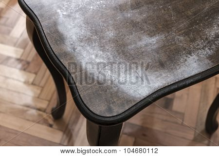 Damaged Wooden Coffee  Table