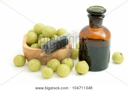 Indian Gooseberry Liqueur, Alternative Medicine