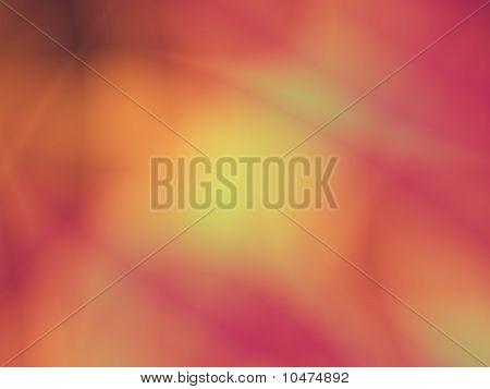 Light red autumn design