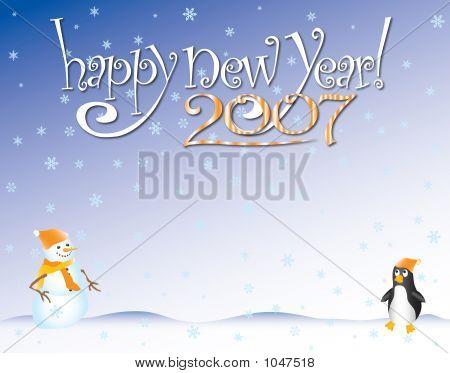 Happy New Years 2007