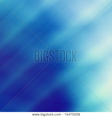 River abstract design