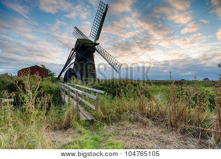 Herringfleet Mill