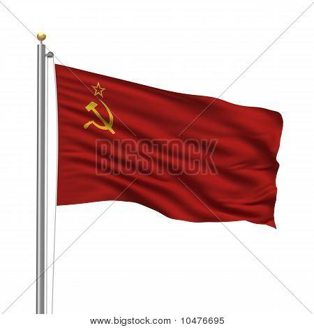 Flag Of The Soviet Union
