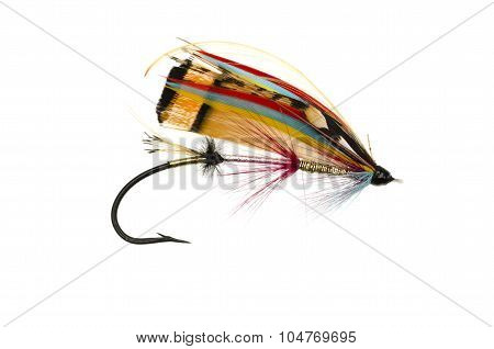 Rosy Dawn Salmon Fly