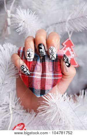 Beautiful Nails for Christmas